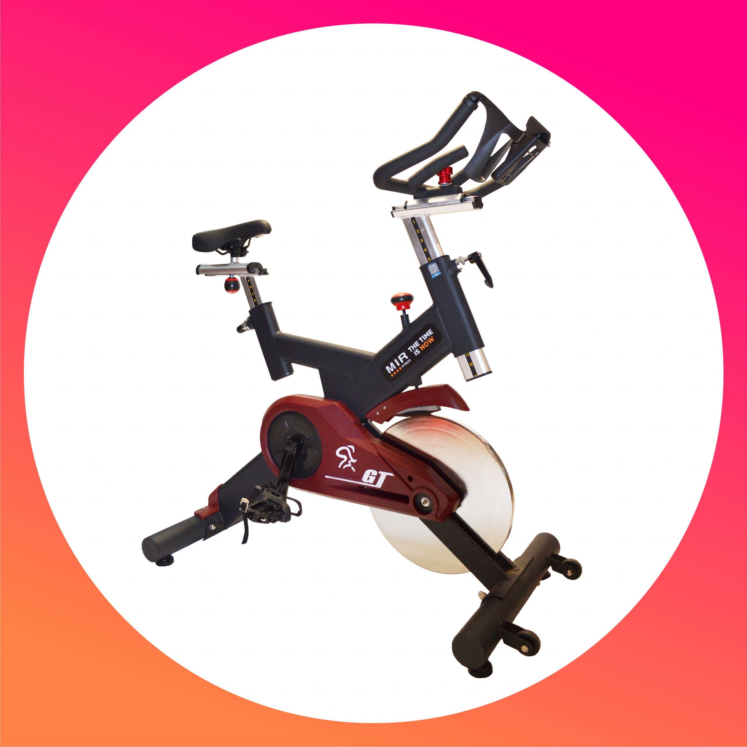 Bicicleta Spinning